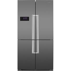 Холодильник двухкомпрессорный Vestfrost VF 910 X