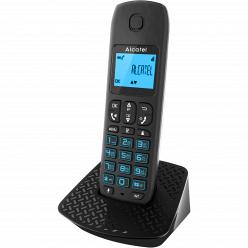 Радиотелефон Alcatel E192 RU Black