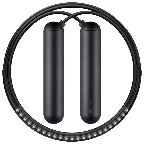 Умная скакалка Smart Rope S black M black фото