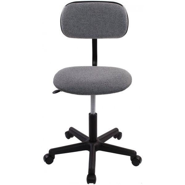 Компьютерное кресло Бюрократ CH-1201NX серый фото