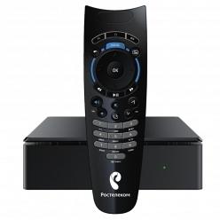 Комплект цифрового телевидения Ростелеком SML-482 HD Base