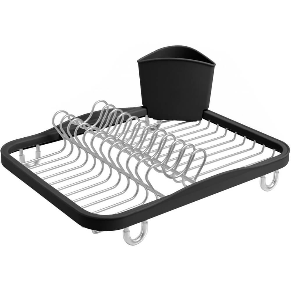 Сушилка для посуды Umbra Sinkin 330065-744 umbra сушилка для посуды sinkin dish 35х26х9 см мятный