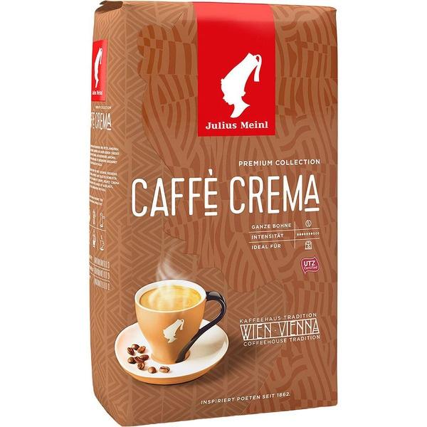 Кофе в зернах Julius Meinl Кафе Крема Премиум