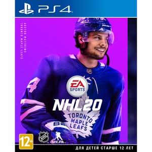 EA NHL 20 PS4, русские субтитры
