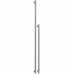 Комплект ручек Smeg MFCX (серебро) для FA860