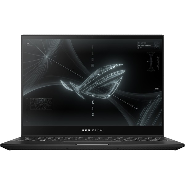 Ноутбук ASUS ROG Flow X13 GV301QH-K6092T Black (90NR06C1-M02750)