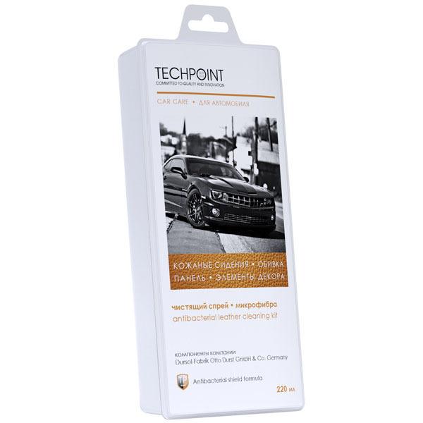 Набор Techpoint 7779 для ухода за кожаной поверхностью 7779 набор для ухода за кожаной поверхностью фото