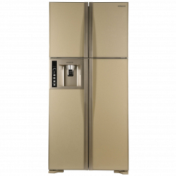 Холодильник на 400 литров Hitachi R-W662PU3GBE