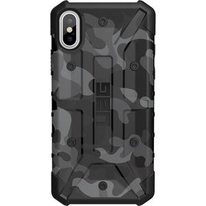 UAG Pathfinder для iPhone Xs/X, черный камуфляж