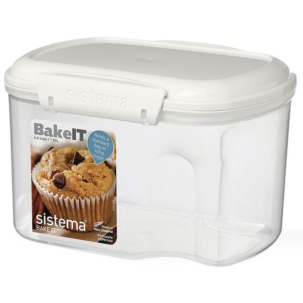 Посуда для хранения продуктов Sistema BAKE-IT 1230 фото