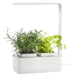 Умный сад iGarden с подсветкой LED (GL2018) белый