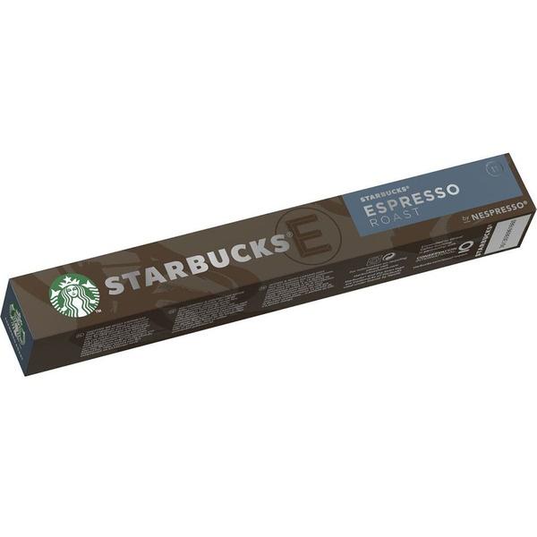 Капсулы для кофемашин Starbucks Espresso Roast