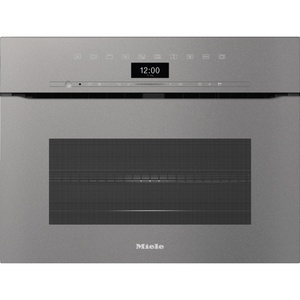 Духовой шкаф Miele H7440BMX GRGR графитовый серый