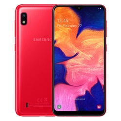 Смартфон Samsung Galaxy A10 (2019) Red