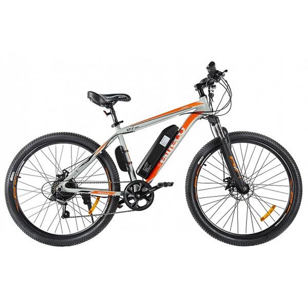 Электровелосипед Eltreco XT 600 фото