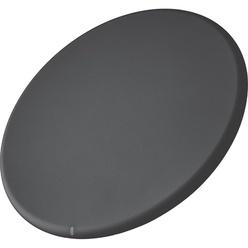 Беспроводное зарядное устройство uBear Flow Wireless Charger черный (WL02BL10-AD)