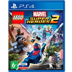 LEGO Marvel Super Heroes 2, русские субтитры