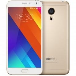 Смартфон Meizu MX5 32 Гб Gold/White