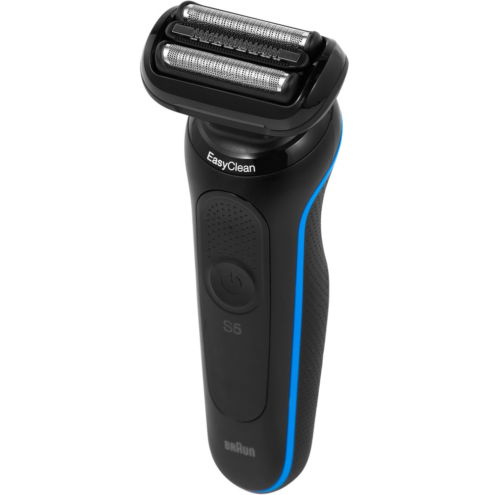 Электробритва мужская Braun Series 5 50-B1620s Blue синего цвета