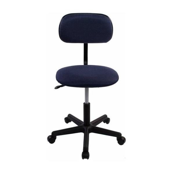 Компьютерное кресло Бюрократ CH-1201NX черно-синий фото