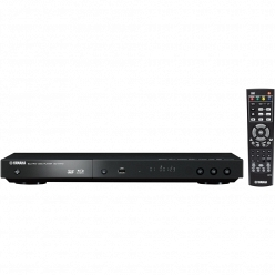 DVD плеер с usb Yamaha  BD-S473 B