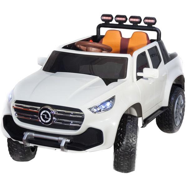 Детский электромобиль Toyland Mercedes Benz YBD5478 белый фото