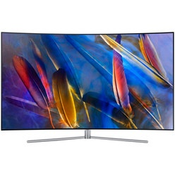 Телевизор Samsung QE49Q7CAM silver