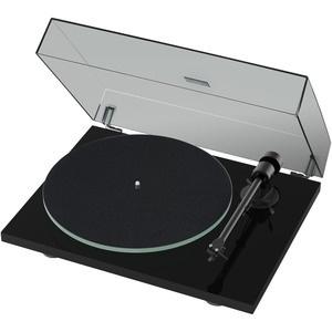 Проигрыватель виниловых пластинок Pro-Ject T1 (OM 5E) Piano Black