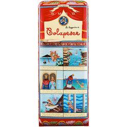 Холодильник высотой 150 см Smeg FAB28R-DG Dolce&Gabbana (VN03RD)