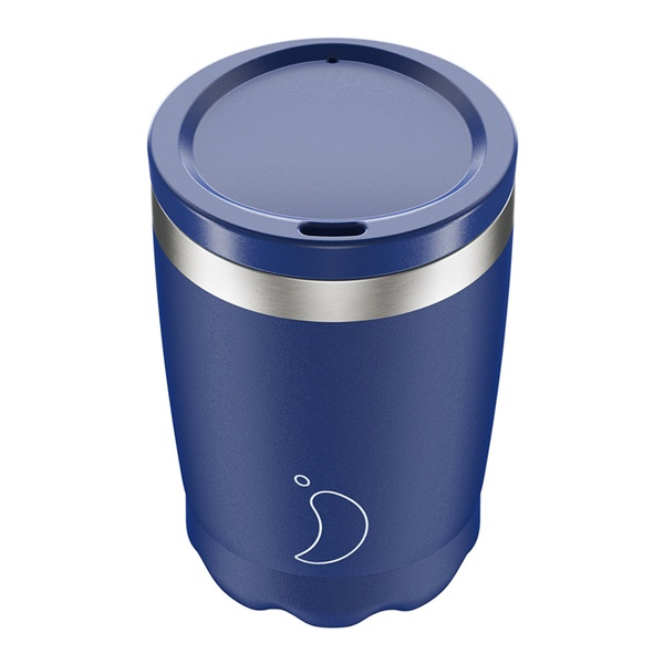 Термокружка Chilly's Bottles Coffee Cup C340MABLU