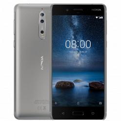 Смартфон Nokia 8 Stainless steel