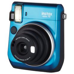 Фотоаппарат мгновенной печати Fujifilm Instax Mini 70 Blue