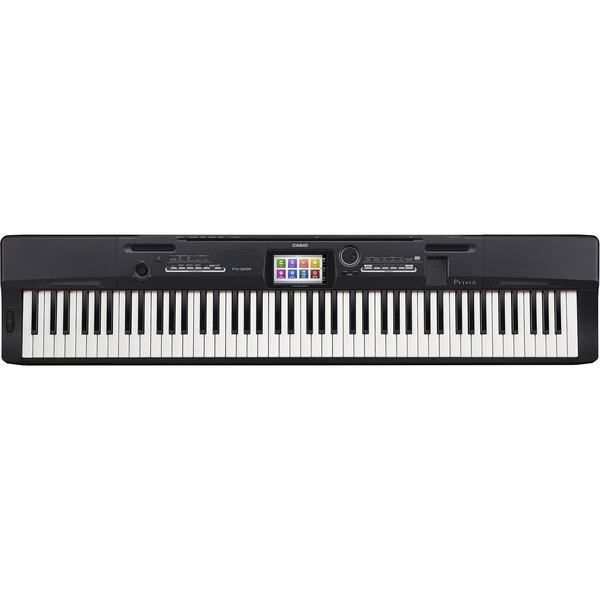 Синтезатор и миди клавиатура Casio Privia
