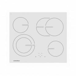 Варочная панель из стеклокерамики Maunfeld MVCE59.4HL.1SM1DZT-WH