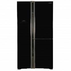 Холодильник с морозильной камерой 200 литров  Hitachi R-M702PU2GBK