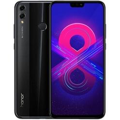 Смартфон Honor 8X Black