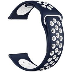 Ремешок для умных часов Lyambda Alioth 22 мм, синий (DS-GS-03-22-BL)