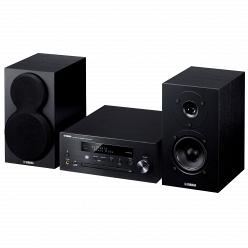 Музыкальный центр с wi-fi Yamaha MCR-N470 BK