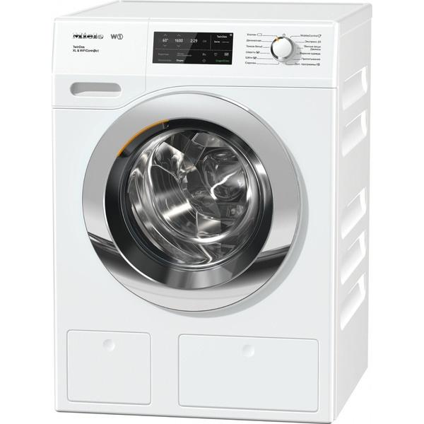 Стиральная машина Miele WCI670WPS ChromeEdition
