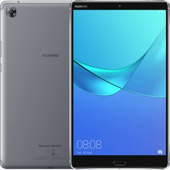 Планшет 8 - 9 дюймов Huawei MediaPad M5 8.4 64Gb Space gray (53010BLS)