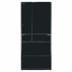 Холодильник с морозильной камерой 200 литров  Hitachi R-E6800UXK