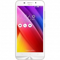 Смартфон ASUS ZenFone Max ZC550KL 16Gb белый (90AX0102-M00290)