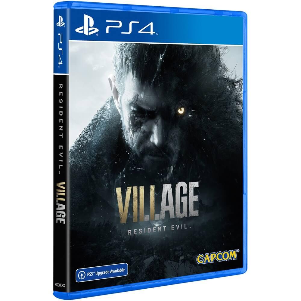Resident Evil Village PS4, русская версия Sony