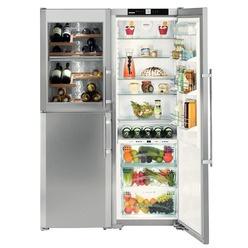 Холодильник двухкомпрессорный Liebherr SBSes 7165