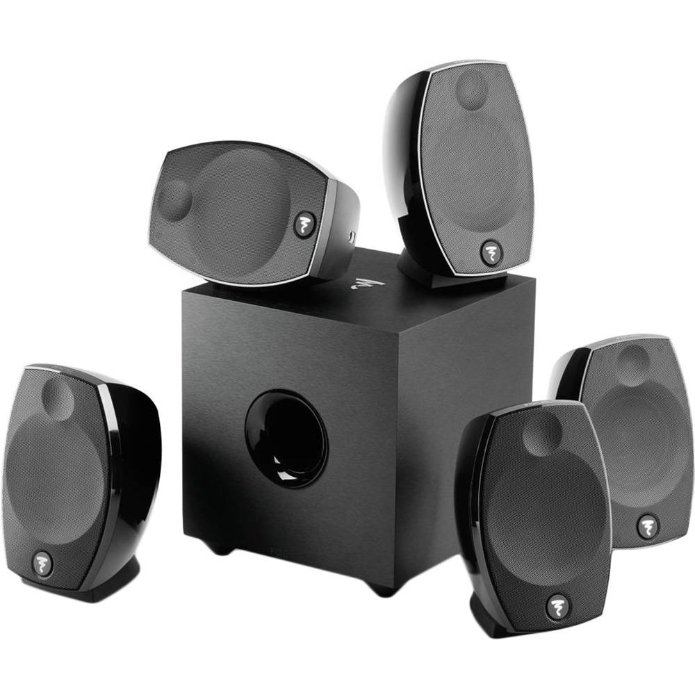 Акустическая система Focal Home PACK SIB EVO 5.1 black