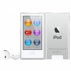 MP3-плеер Apple iPod nano 7 16Gb Silver