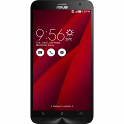 Смартфон ASUS Zenfone 2 16Gb ZE550ML красный