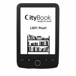 Электронная книга Effire CityBook L601 Pearl