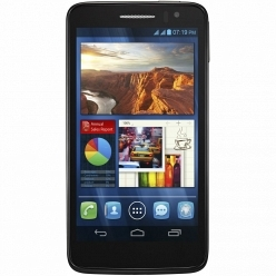 Смартфон Alcatel OT8008D Scribe HD Black
