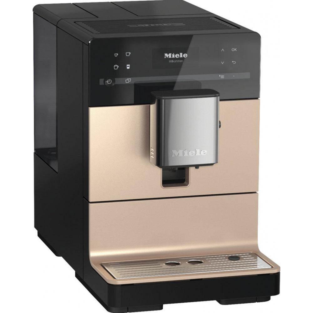 Кофемашина Miele CM5510 ROPF цвет розовое золото